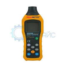 Бесконтактный цифровой <b>тахометр PeakMeter MS6208B</b>, цена ...