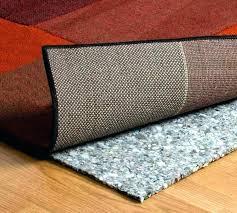 rug pads non slip pad area for wood floors hardwood floor pd 8x10 best carpet padding impressive felt rug pad