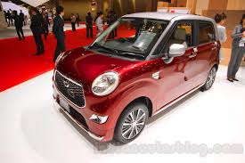 executive interested in launching Daihatsu in India