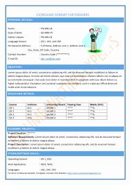 Accountant Resume Format Pdf Elegant Cv Resume Format In Pdf Fair