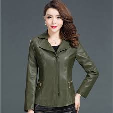 5xl 6xl plus size leather jacket women autumn pu leather suede women s short motorcycle biker jacket