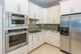 Kitchen Cabinet For Microwave Kitchen Modern White Shaker Kitchen Wardrobe Cabinets Wall Oven