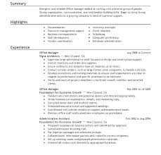 Experience Based Resume Template Skill Based Resume Examples