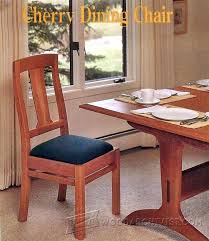 dining chair plans dining room chair plans wood