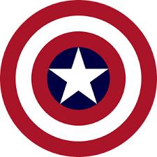 Captain America Logo Vector (.SVG) Free Download