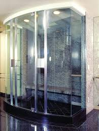custom size shower panels wall glass cost corner panel enclosures showers bathrooms surprising pane