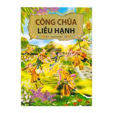 Truyện Cổ Tích Việt Nam Đặc Sắc - Công Chúa Liễu Hạnh   nhanvan.vn – Siêu  Thị Sách Nhân Văn