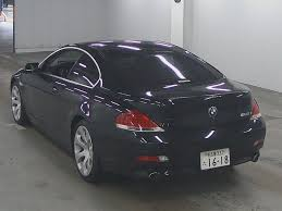 BMW Convertible bmw for sale japan : Used BMW BMW 6 SERIES for sale at Pokal – Japanese Used Car ...