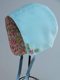 Baby Bonnet Pattern