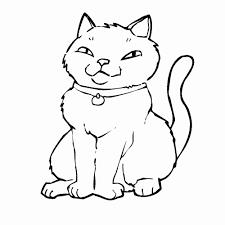 20 Disegni Di Gatti Da Colorare Le Migliori Immagini Da