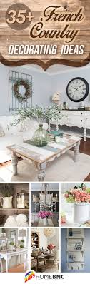 35 Best French Country Design And Decor Ideas For 2019