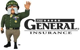 The General Insurance Car
