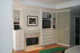 Kitchen Cabinets New York City Adorable NYC Custom Built In Fireplace Bookcases Bookshelves Wall Units NYC