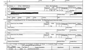 Incident Report Template Microsoft Word Classy Police Report Template Microsoft Word Bire48andwap