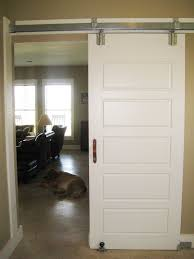 white interior barn doors. intriguing interior barn doors home plus board walls trim little red farmhouse in white
