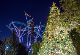 Christmas Town returns to Busch Gardens Tampa with new Friends in ...
