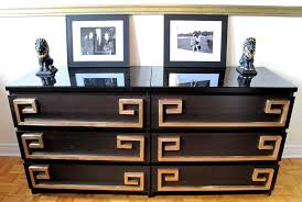 suzy q better decorating bible blog greek key ikea hack dresser makeover  spray paint budget friendly style how to do it yourself weekend project