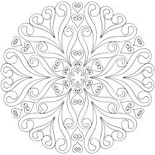 Pin By Lizet Barokas Koldan On Mandala Mandala Coloring Pages