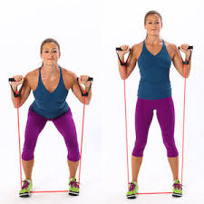 resistance band squat resistance band exercises resistance bands best resistance band exercises