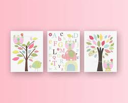 Small Picture Baby Girl Room Ideas Nursery wall Art Print For Girls Baby