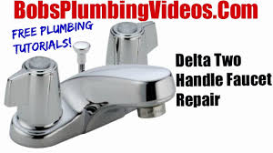 delta bathtub faucet repair how to replace delta style stems and seats cartridge faucet repair