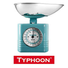Small Picture Vintage Kitchen Scales Blue