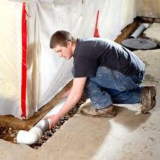 how to waterproof a basement basement drainage basement drainage system