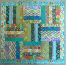 Jelly Roll Baby Quilt | Sewjournal & Advertisements Adamdwight.com