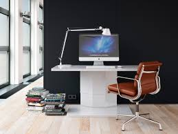 ... Fair Home Office Design Ideas With Two Person Corner Desk : Impressive  Decorating Ideas Using Brown ...