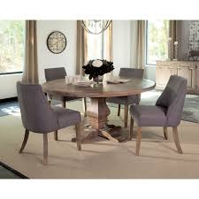 Black Wood Dining Chairs Florence Pine Round Dining Table Donny Osmond Home Dining Tables