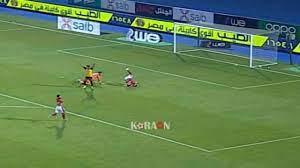 ملخص وأهداف مباراة الأهلي والانتاج الحربي( 3 - 2 )الدوري المصري - موقع كورة  أون