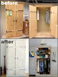 fjell wardrobe ikea before after the thinking closet