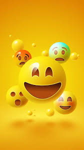 Iphone Wallpaper Hd Emoji