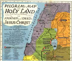 discovering holy land  pilgrimage israel and bible