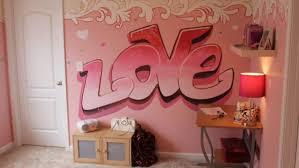 bedroom door painting ideas. Bedroom Door Painting Ideas Love The Half Crates Books Girls Room Paint Kids Pink Wall Theme