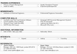 Electrical Engineering Resume Examples Inspirational Electrical
