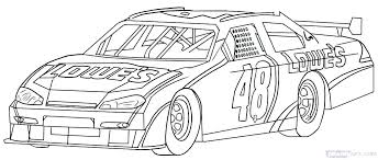 Race Car Color Pages Racing Car Coloring Pages Police Car Coloring