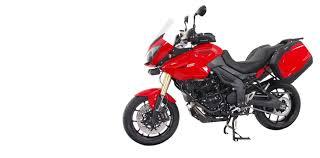 by motorbike triumph tiger 1050 se sw motech