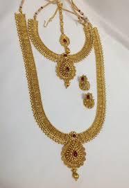 Necklace Design Picture Double Necklace Sets Design 52