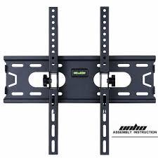 premium tilt adjule wall mount for 32 50 inch led lcd plasma flat screen tv
