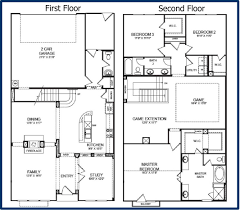 Lovely Two Story Apartment Floor Plans The Parkway Luxury Condominiums