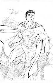 Batman vs superman vs captain america vs ironman vs hulk vs deadpool vs spiderman vs goku. Superman Free To Color For Children Superman Kids Coloring Pages