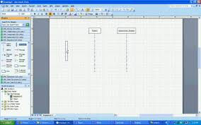 Message Sequence Chart Visio Uml Sequence Diagram In Visio 2007