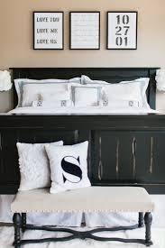 diy master bedroom wall art