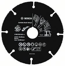 <b>Круг отрезной</b> универсальный (125х22.2 мм) <b>Bosch</b> 2608623013 ...