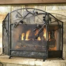 rustic fireplace screen rustic glass fireplace screen rustic cowboy fireplace screen rustic fireplace screen