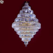 inspiring fancy chandelier chandeliers gold hanging crystal lamp golden metal