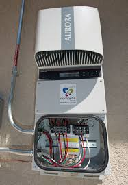 ungrounded pv power systems in the nec page of solarpro non isolated power one inverter