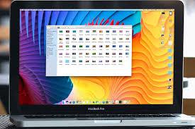default wallpaper on macOS Sierra