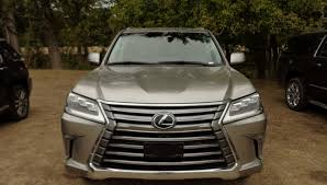 The 2016 Lexus LX 570 is the Texas Auto Writers Association's 2015 ...